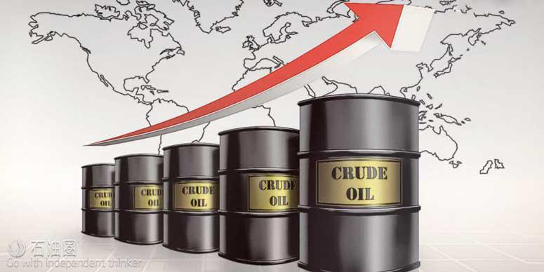 国际油价狂飙至两年新高直逼60美元,低油价时代或将结束!